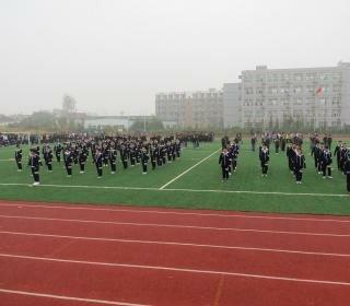 合肥百花中学西校第一届田径运动会
